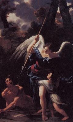 シスト・バダロッキオ《守護天使》