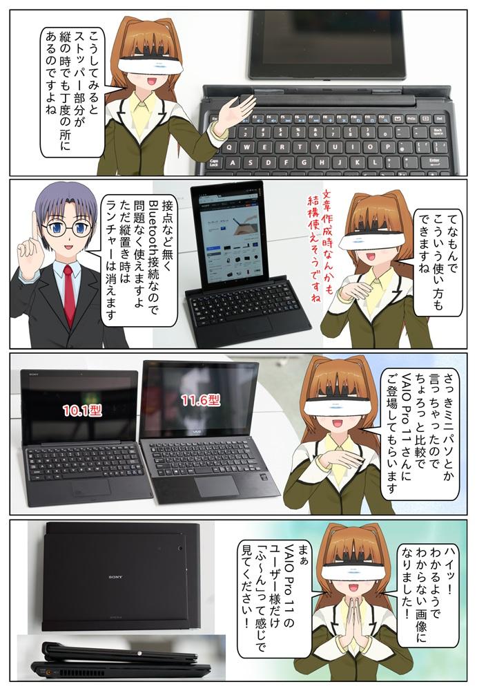 Xperia Z4 Tablet には Office(エクセル、ワード、パワーポイント等)がプリインストールされています。こうなると本当にちっちゃいパソコンみたいですね。