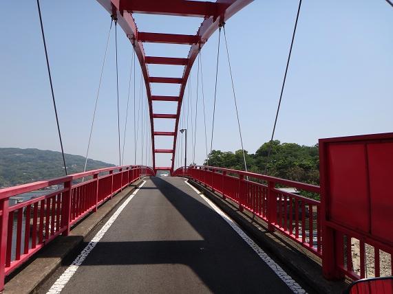 29 口之津港から見える赤い橋.JPG