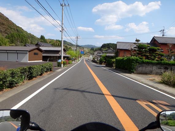 48 本日初のメジャー国道R10.JPG