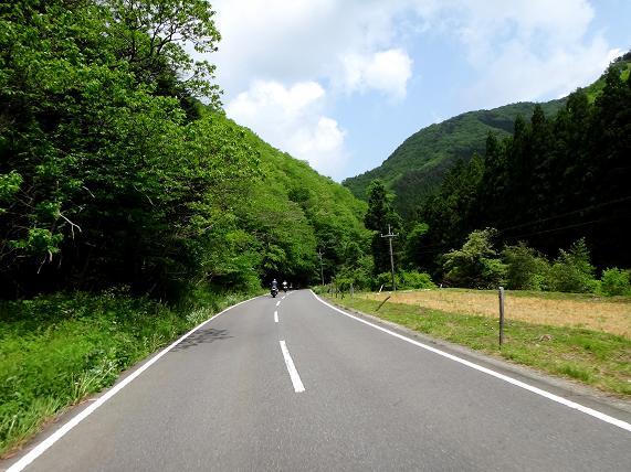 4 県道3号へ.JPG
