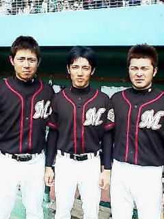 マリーンズコミュニティ: 58 青野 毅: So-netブログ