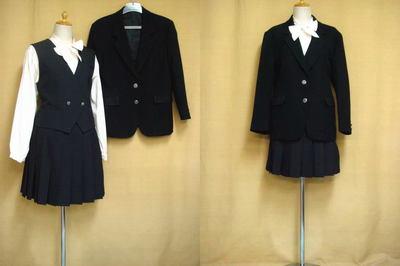 大阪市立扇町総合高等学校制服画像