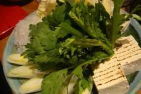すき焼き用のお野菜