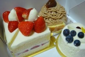 アンリ・シャルパンティエのケーキ達