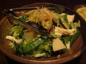 燦鶏サラダ
