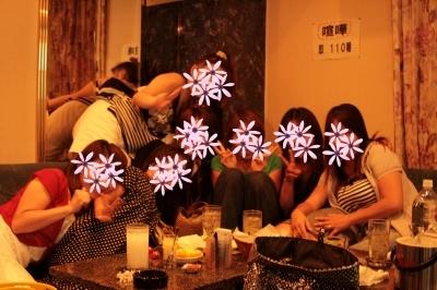全員集合(´・д・`)」【◎】カシャッ】・・・ハム子は撮ってる人なので居ませぬ。
