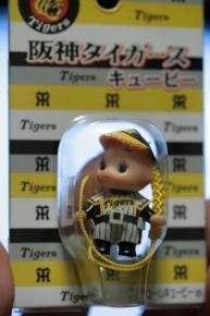 阪神タイガースキューピー