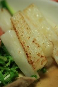 長芋バター焼き