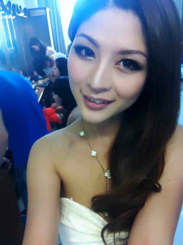 Cewe Bening Asia: 林筱诺