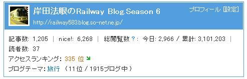 観客動員数310萬人突破!!&RailwayBlog5周年.JPG