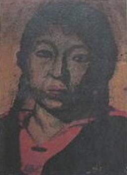 伊藤ふじ子「自画像」1931年頃.jpg