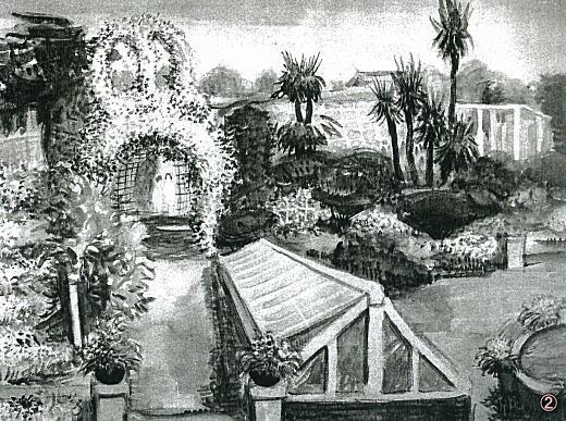 松下春雄「徳川別邸内」192605.jpg