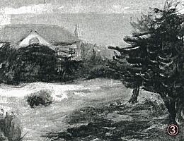 松下春雄「赤い屋根の家」192609.jpg