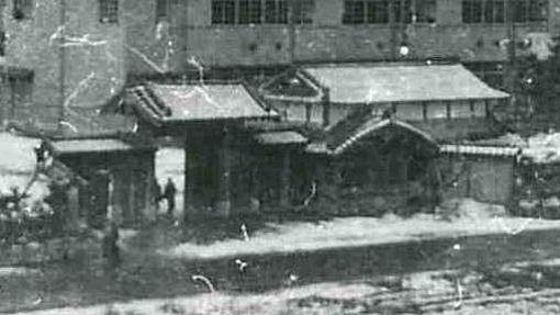 香椎中学黒門1947部分.jpg