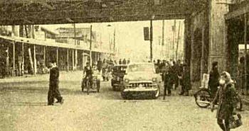 高田馬場駅ガード1954.jpg