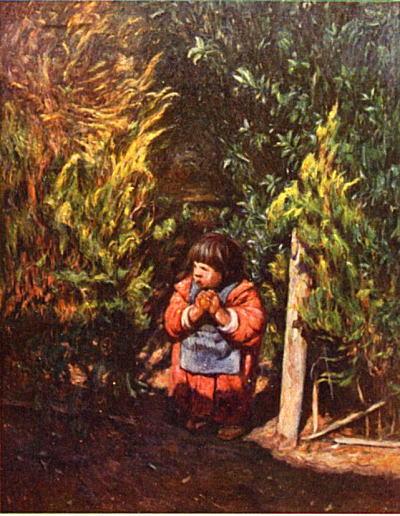鶴田吾郎「農家の子」1922.jpg