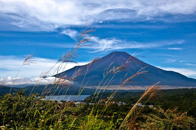 山中湖平野高台の眺め 10090703.jpg