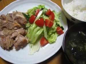鶏肉のガーリック焼き1.jpg