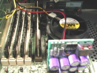 PC9821Xa改-CPU