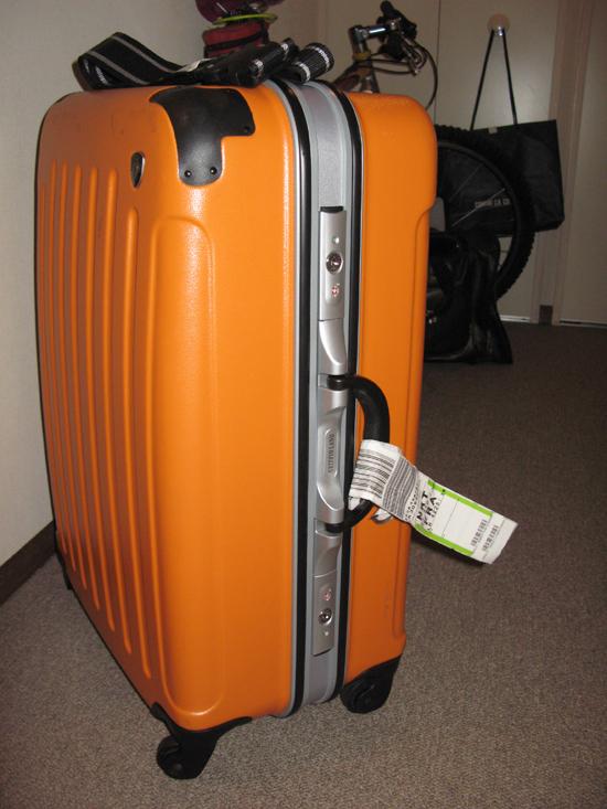 20100331 パリから帰国