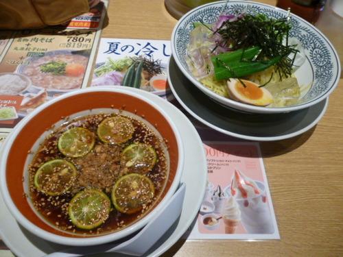 和風つけ麺.JPG