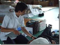 高岡先生の治療活動