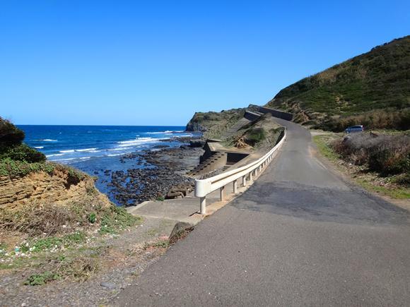21 荒々しい海岸がカッコいい.JPG