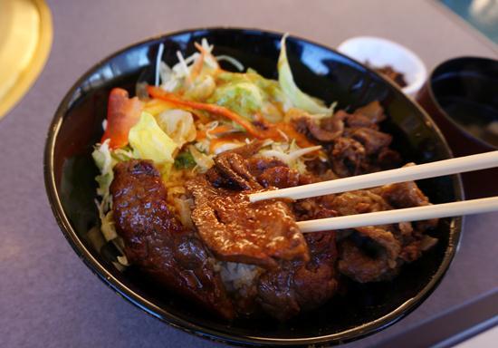 29 豊後牛のカルビ丼.JPG