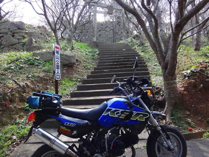 8 壱岐にもお城がありました.JPG