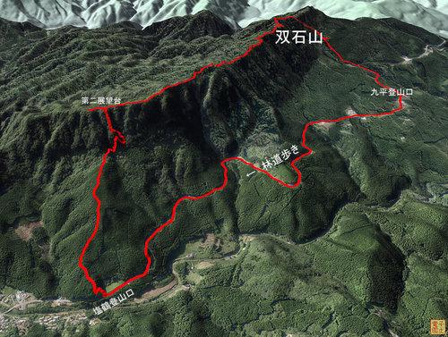 双石山GPS