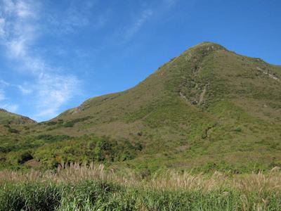 三俣山南峰