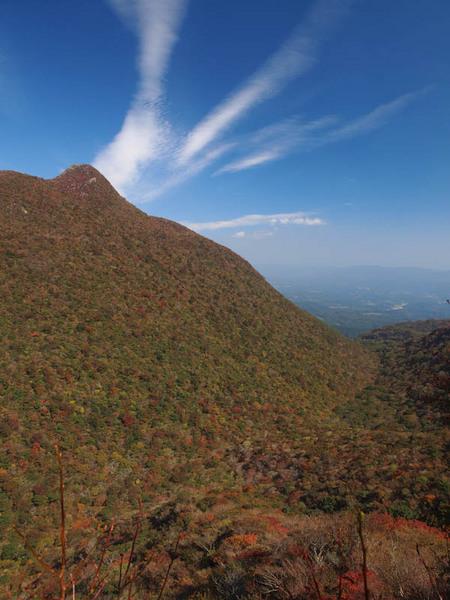 黒岳の天狗岩