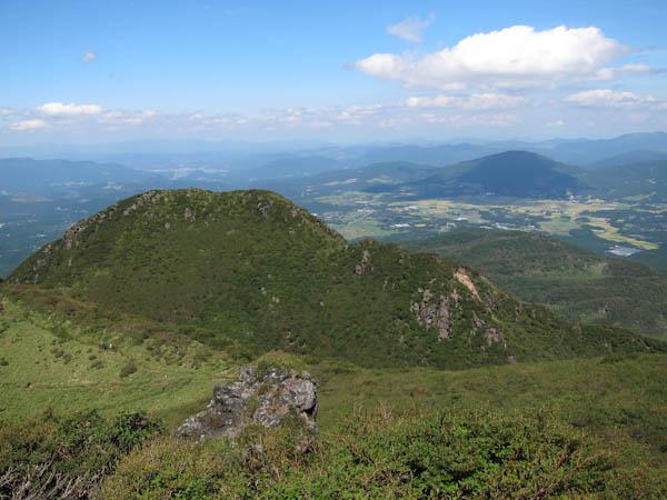 三俣山北峰