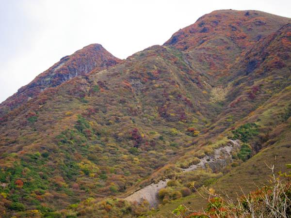 三俣山の北峰