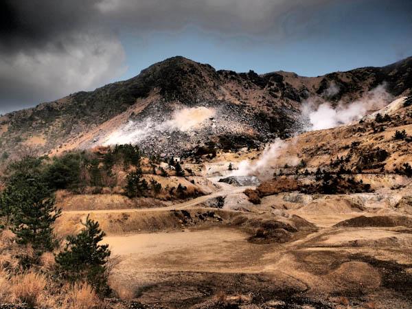 伽藍岳(西峰)