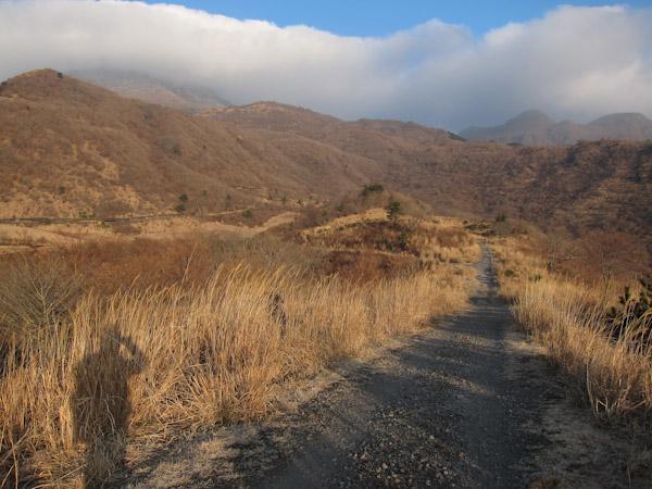 岳麓寺の牧道