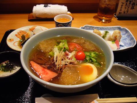 雪月花神田川(和風冷麺セット).jpg