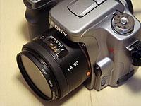 50mm単焦点レンズの旅