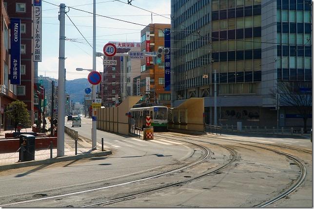 函館駅前 北海道 函館市