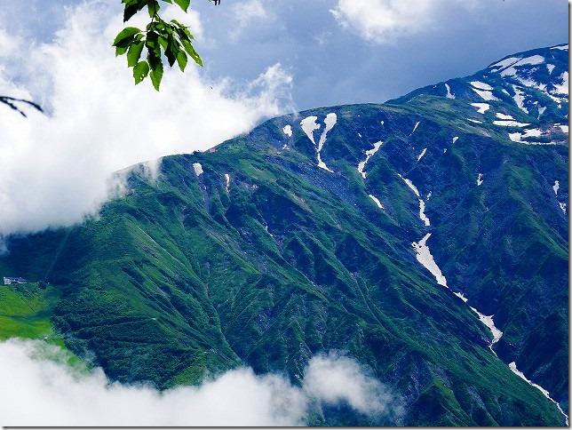 白馬岩岳 山頂
