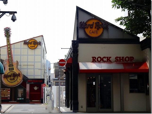 六本木(東京都 港区) Hard Rock CAFE