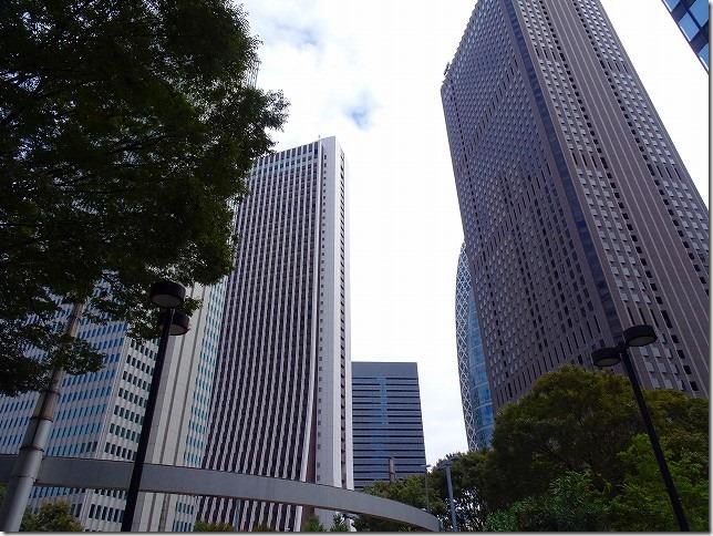 新宿 高層ビル街