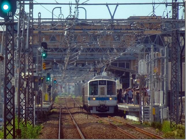 小田急ロンスカー GSE(70000形)展望席