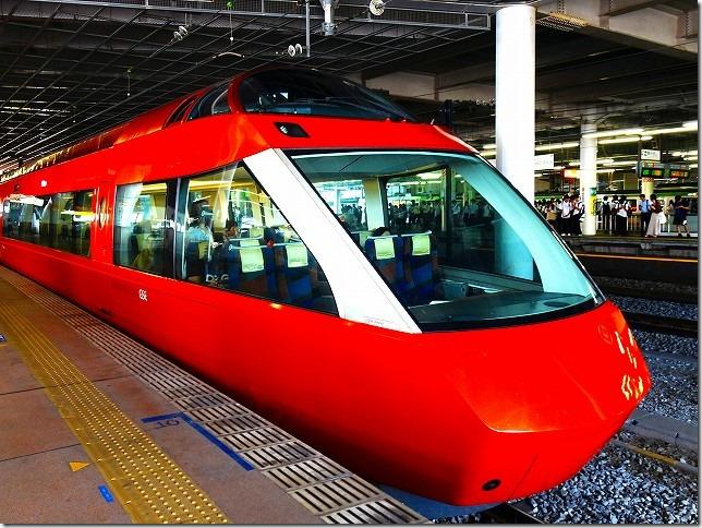 小田急ロンスカー GSE(70000形)