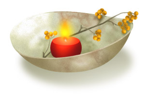薫風館 蝋燭.jpg