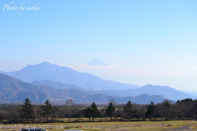 清里からの富士