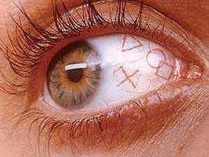 眼球タトゥー