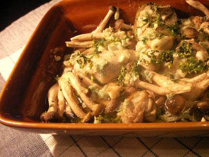 20080308 チキンとエリンギのオーブン焼き.jpg