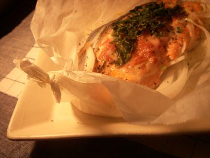 20080517 鮭梅肉の包み焼き.jpg